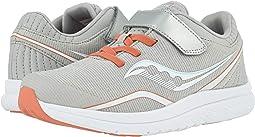 Silver/Coral Textile