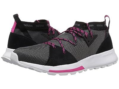 adidas Quesa (Black/Grey Five/Shock Pink) Women