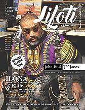 Lifoti Magazine: John-Paul JP Jones Cover Issue 12 March 2021