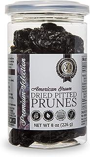 Herb Guru American Grown Dried Pitted Prunes
