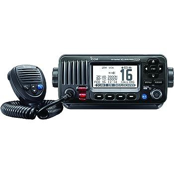 ICOM M424G 21 Fixed Mount VHF Radio with Internal GPS