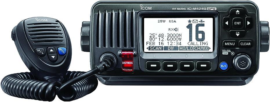 Icom Compact Marine Vhf Radio Elektronik