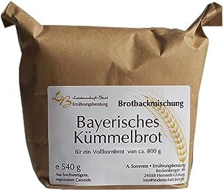 Leidenschaft-Brot - Brotbackmischung Bayerisches Kümmelbrot ca. 540 g