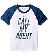 Under Armour Kids - Call My Agent Short Sleeve (Little Kids/Big Kids)