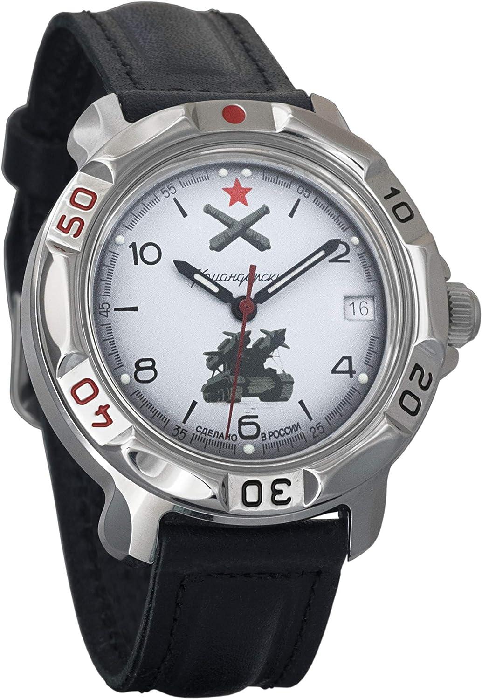 Vostok Phoenix Mall lowest price Komandirskie Missile Forces Military Mens Mechanical Army