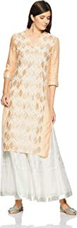 W for Women's Straight Kurta