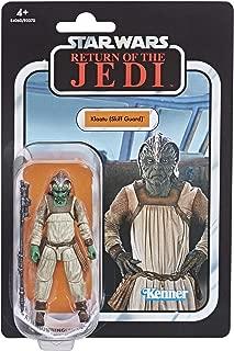 Star Wars E4060ES1 E6 Vin Klaatu Skiff Guard Figure, Multi-Colour