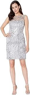Best silver sleeveless dress Reviews