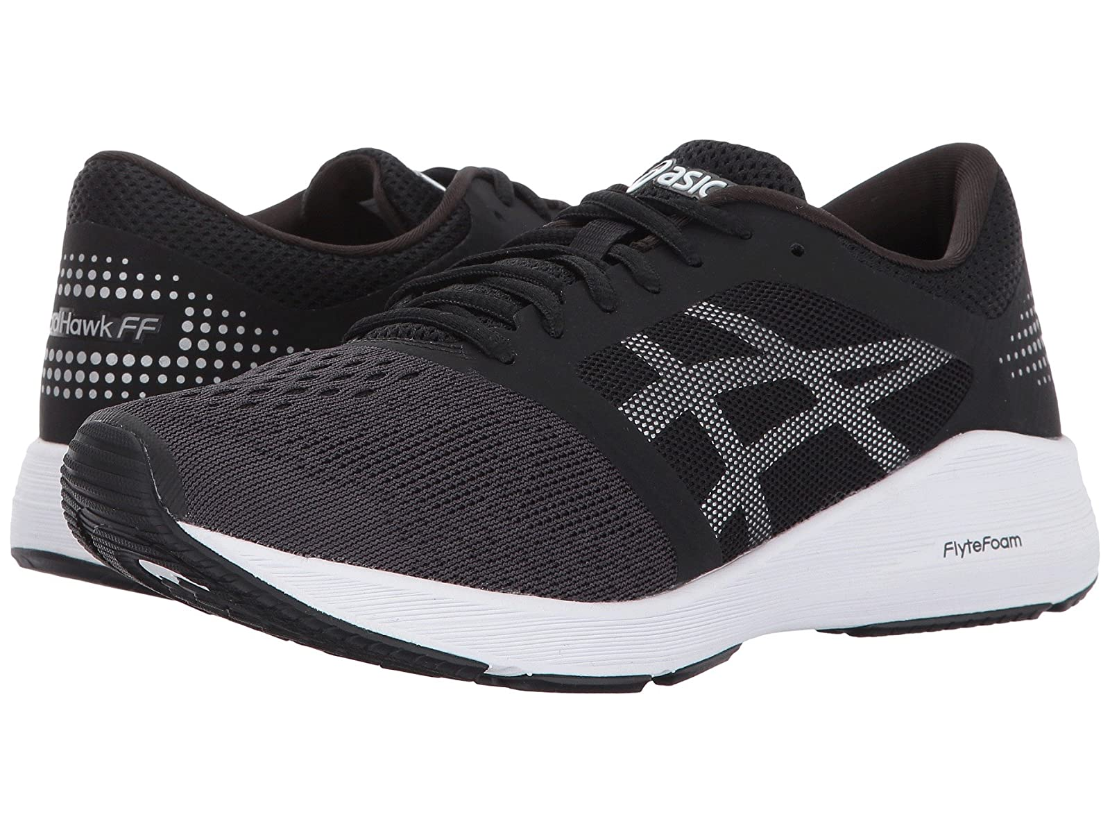 ASICS RoadHawk FFAtmospheric grades have affordable shoes