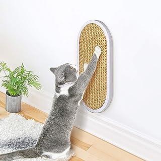 爪研ぎ ガリガリウォール 天然サイザル麻 交換可能 高密度 家具傷防止 スクラッチャー ストレス軽減 省スペース 猫用 (詰め替え用)
