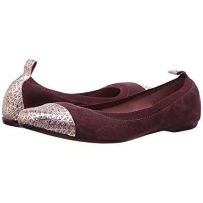 Summit by White Mountain Kara (Burgundy) Women