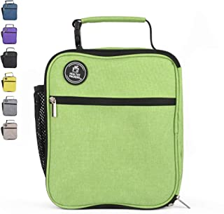 lime green lunch box