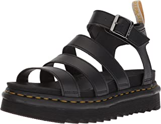 Dr. Martens Women's Vegan Blaire Cambridge Fisherman Sandal