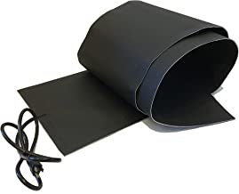 RHS Snow Melting System, roof and valley snow melting mats, Sizes 5' feet x 13