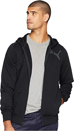 P48 Modern Sport Full Zip Fleece Hoodie
