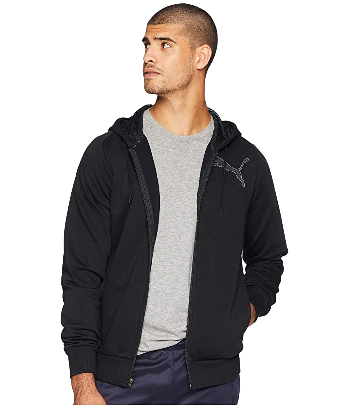 abbc44bf3ac2 PUMA P48 Modern Sport Full Zip Fleece Hoodie at 6pm