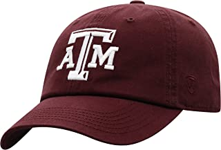 promo code b3767 dfcf0 Top of the World NCAA Men s Hat Adjustable Relaxed Fit Team Icon