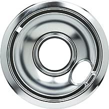 Whirlpool W10196406 6-Inch Drip Bowl, Chrome