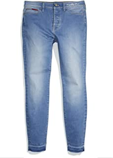 Tommy Hilfiger Women's Adaptive Jegging Jeans with Velcro...