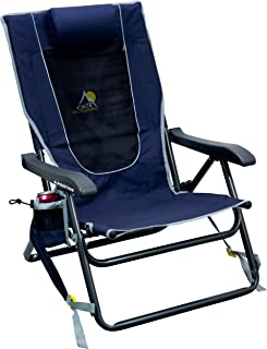 GCI Outdoor Reclining Portable Backpack Camp Chair