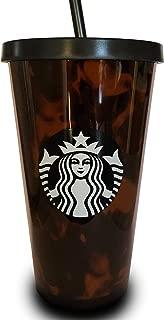 Starbucks Grande 16 oz Mocha Swirl Cold Cup Tumbler