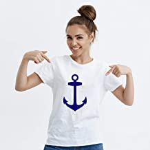casual Beautiful cool white T-shirt for school