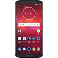 Moto Z3 Play with Alexa Hands-Free – 64 GB – Unlocked (AT&T/Sprint/T-Mobile/Verizon) – Deep...