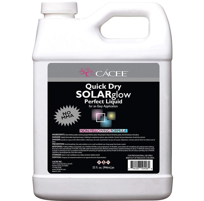 Fast Setting Acrylic Limited price Nail Liquid Monomer Dry Quick b Jacksonville Mall Glow Solar
