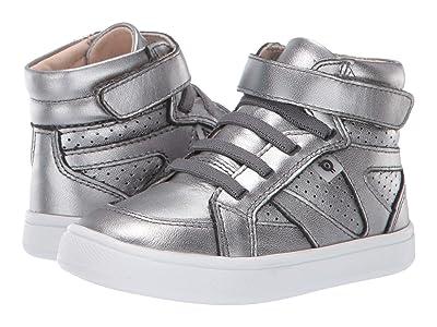 Old Soles Starter Shoe (Toddler/Little Kid) (Rich Silver) Boy