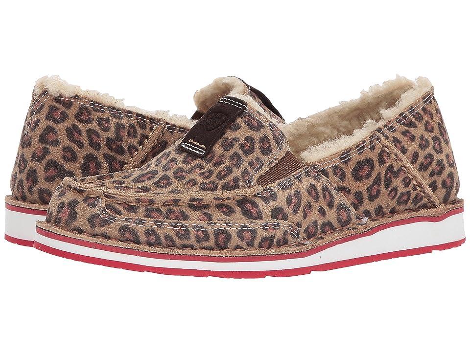 Ariat Cruiser Fleece (Fleece Cheetah) Women