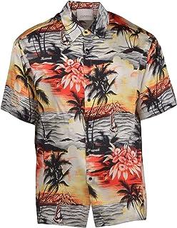 LANEUS Luxury Fashion Mens 4792VAR2 Multicolor Shirt | Spring Summer 20