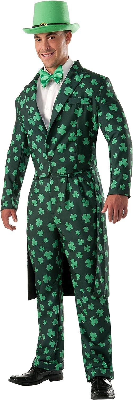 Adult Shamrock Costume Apparel Accessories Standard 1 Piece