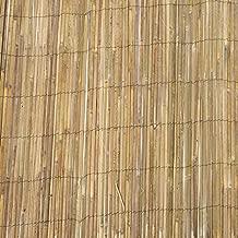 bamboo roll screen garden