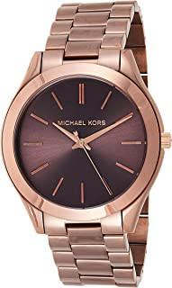 Michael Kors Womens MK3418 - Slim Runway