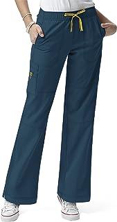 WonderWink Women's Four Stretch Cargo Scrub Pant