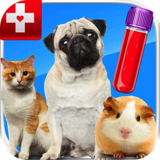 Mega Real Pets 2 - Doctor & Surgeon Pet Vet Games FREE