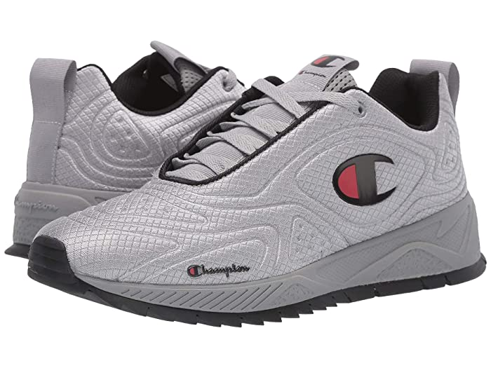 Champion  Flex 19 (Concrete/Black) Mens Shoes
