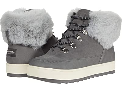 Koolaburra by UGG Tynlee Lace-Up (Stone Grey) Women