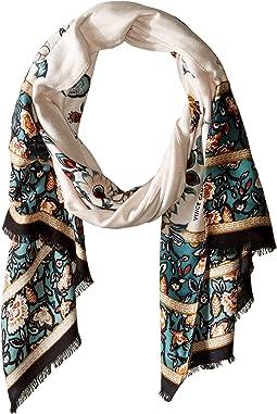 Chintz Floral Pashmina Wrap