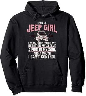 jeep girl hoodie