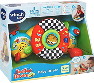 VTech Baby Toot-Toot Drivers Baby Driver Toy for Little Kids