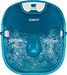 Conair Heat Sense Heated Foot Spa/Pedicure Spa