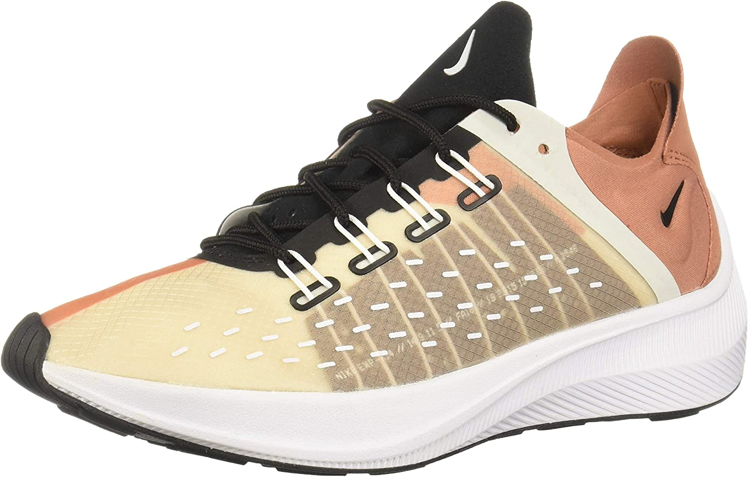 Nike Women's EXP-X14 Running shoes 8 Beige