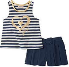 Juicy Couture Baby Girls' 2 Pieces Shorts Set