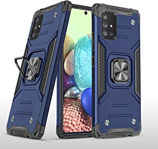 Amosry Compatible for Samsung Galaxy A71 5G Case,Military-Grade Armor Mobile Phone Case, Shockproof, Anti-Fall, for Samsun...