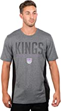 Ultra Game NBA Men's Contrast Active Tee Shirt