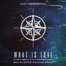 What Is Love 2016 (Regi & Lester Williams Remix)