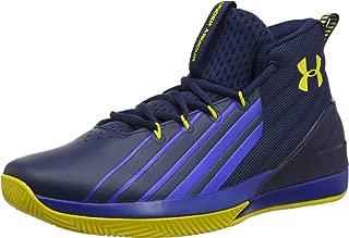 Men's Launch Basketball Shoe, Black (001)/Anthracite, 9