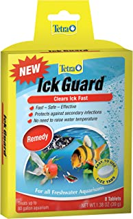 parasite guard for tropical fish