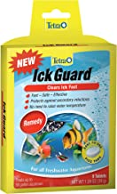 Tetra Ick Guard Aquarium Remedy, Easy to Use Fizz Tabs, 8-Count